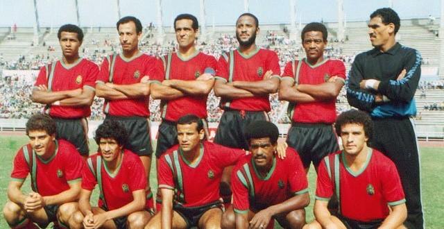 الجيل الذهبي للجيش الملكي الفائز بكأس إفريقيا للأندية سنة 1985