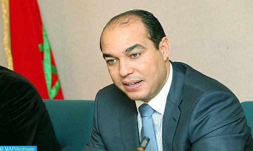 """Photo of أوزين وزير الرياضة: """"اقناع الحدادي مسؤولية الزاكي"""""""