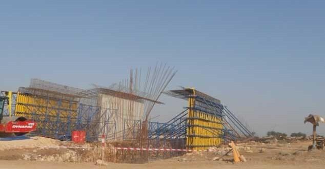 construction autoroute