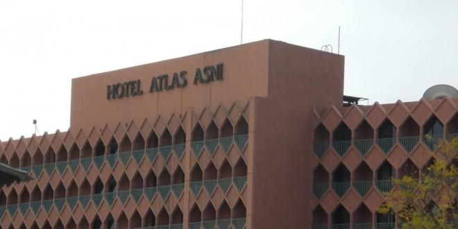فندق أطلس أسني الذي تعرض لهجوم مسلح سنة 1994