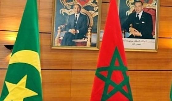 mauritanie - maroc