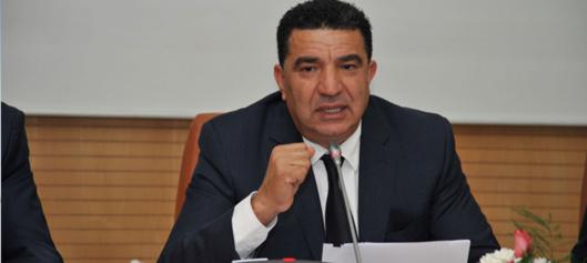 محمد مبديع وزير الوظيفة العمومية