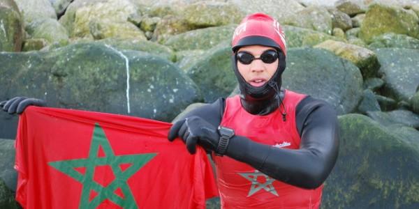 nageur marocain