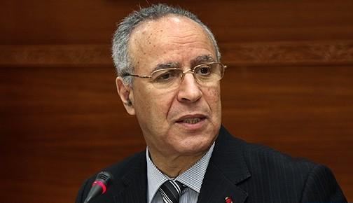 الوزير أحمد التوفيق
