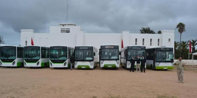 autobus maroc