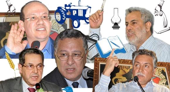 partis marocains