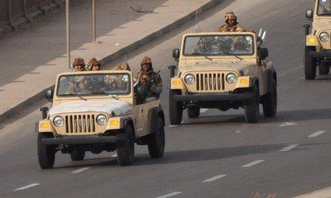 polisario jeep