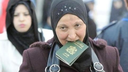 residente marocaine en europe