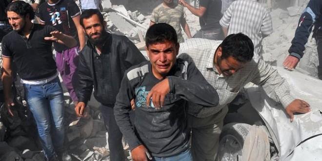 syrie massacre