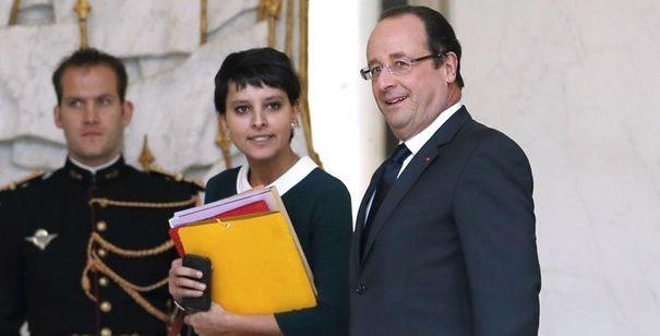 Hollande et belkacem