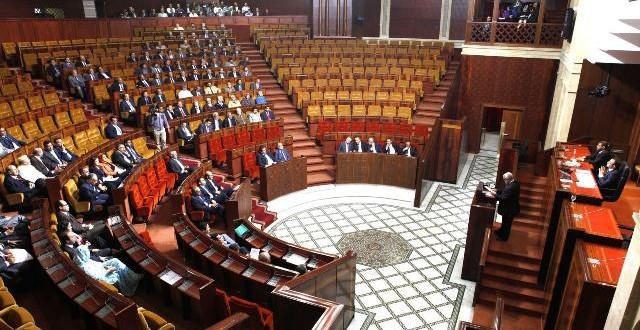 Parlement et benkirane