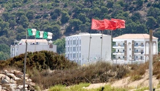 frontiere maroc algerie