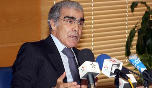 عبد اللطيف الجواهري والي بنك المغرب