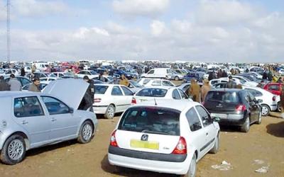 سوق خريبكة للسيارات المستعملة