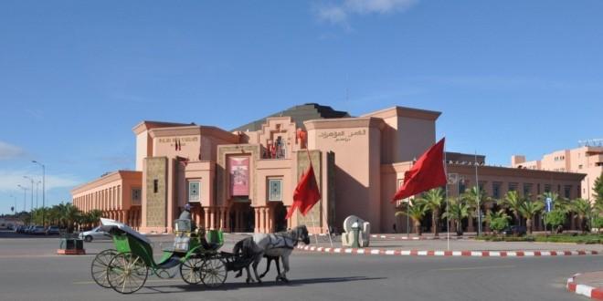 palais des congres marrakech