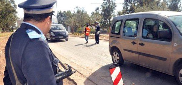 police tetouan