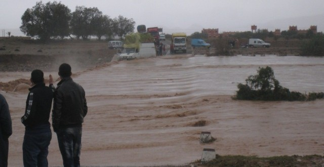 tinGhir innondations
