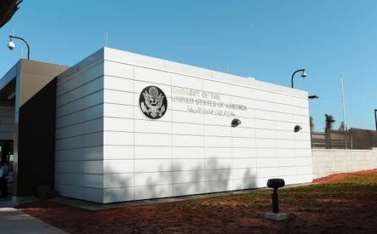us ambassady morocco