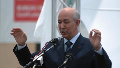 الرئيس الأول للمجلس الأعلى للحسابات، إدريس جطو