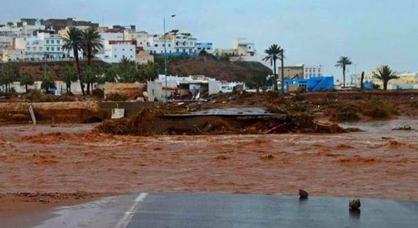 SidiIfni Innondations