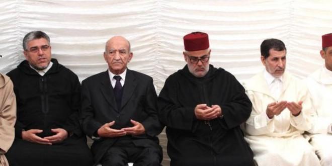 الوزير الأول السابق عبد الرحمن اليوسفي، ورئيس الحكومة الحالي عبد الإله بن كيران.. في انتظار رئيس حكومة جديد يقول الحقيقة للرأي العام