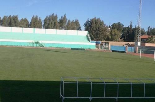 khouribga stade