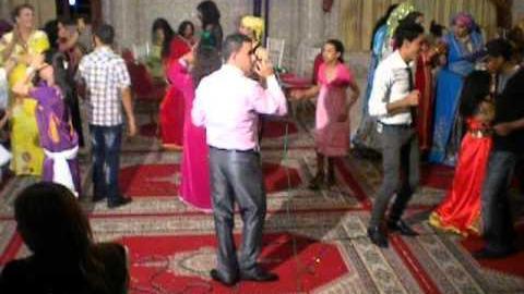 mariage scene