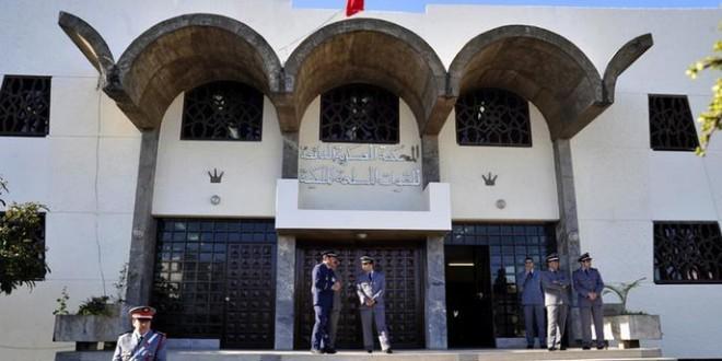 المحكمة العسكرية الدائمة للقوات المسلحة الملكية