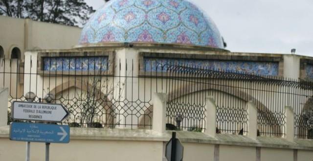 مقر سفارة إيران في الرباط