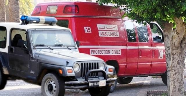 ambulance et gendarmerie