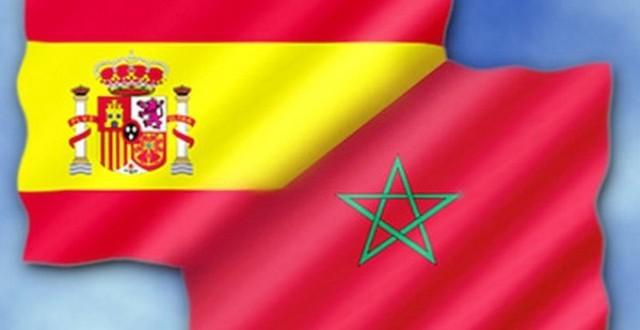 drapeau-Maroc-Espagne