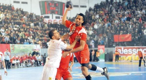handball maroc