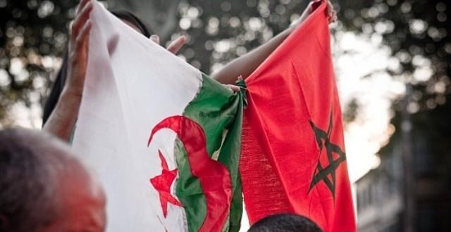 maroc algerie unis