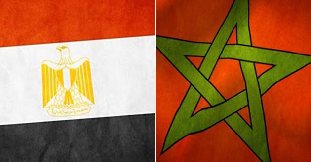 maroc egypte