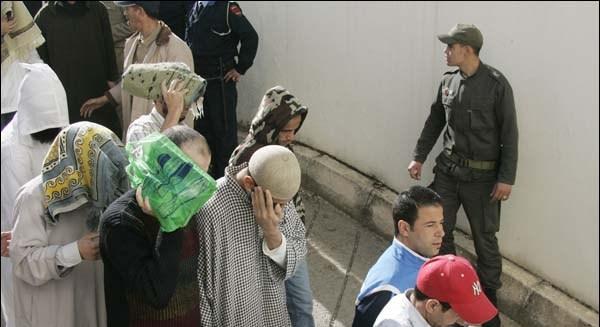 داعشيون عائدون من سوريا في ملحقة سلا المكلفة بقضايا الإرهاب