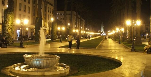 شارع محمد الخامس