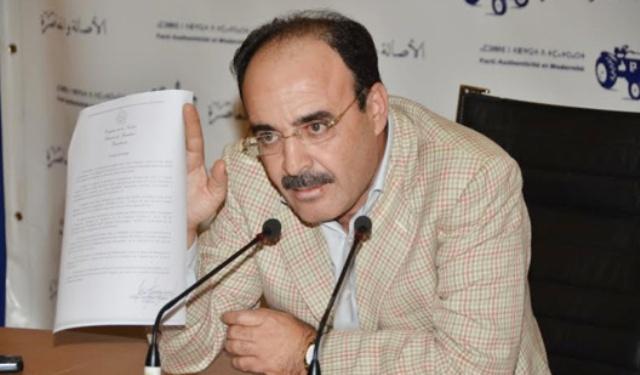 Photo of مكتب الأحرار يرفض دعم مزوار لرغبة إلياس العمري