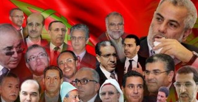 etat maroc 2012