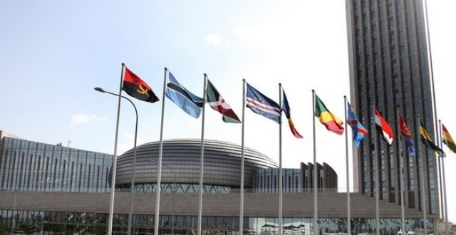 union africaine siege