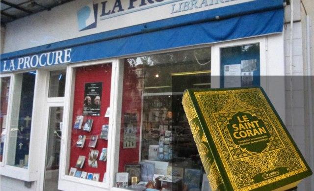 Photo of ارتفاع مبيعات القرآن الكريم في فرنسا بعد أحداث باريس