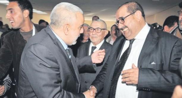 """الاشكر لبن كيران: """"الإخوان هم الذين أسسوا معكم حزب العدالة"""""""