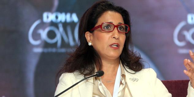 Photo of نوال المتوكل تنتقد المسؤولين المغاربة بخصوص قضية الكـاف