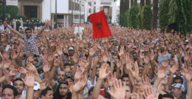 peuple maroc