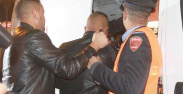 arrestation taroudant
