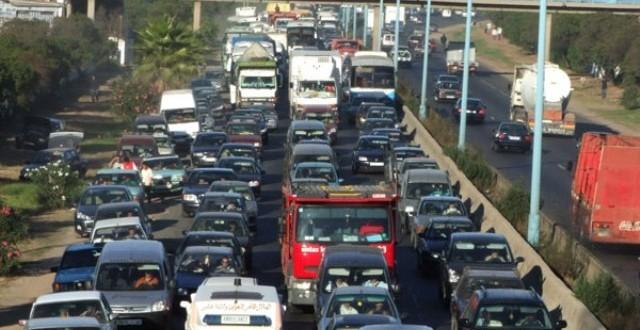 embouteillage maroc