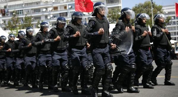 entrainement securitaire maroc