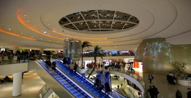 morocco mall interieur