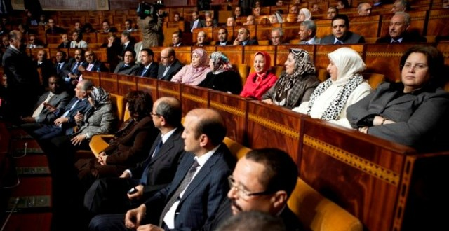 partis parlement