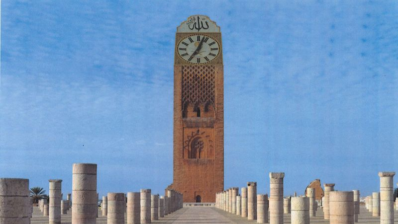 Photo of هل تتكفل الجماعة بتزيين صومعة حسان بساعة كبيرة؟