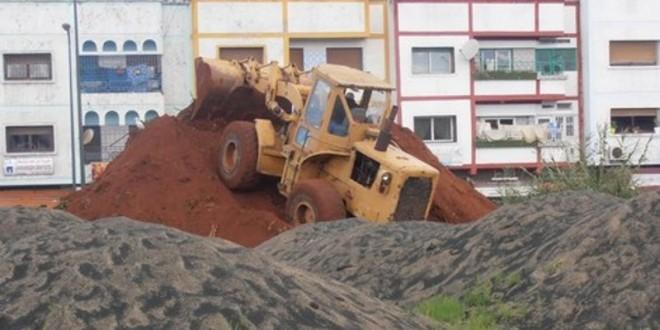 construction marche yacoub mansour